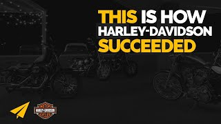 Business Ideas - Lessons from Harley-Davidson