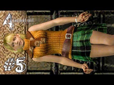 ПОТЕРЯЛИ ЭШЛИ! ► Resident Evil 4 Прохождение #5 ► ХОРРОР ИГРА
