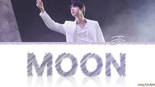 Download Mp3 Bts Jin - 'moon' Lyrics  Color Coded_han_rom_eng