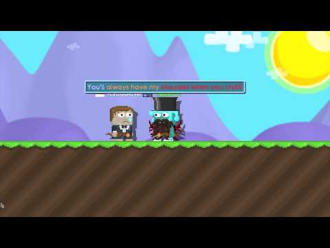 Growtopia - Count On Me - Music Video