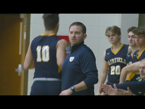 Troy Beachy steps down as Fairfield boys basketball coach