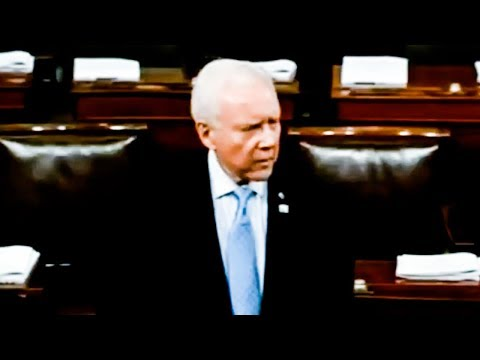 Orrin Hatch Gives Totally Idiotic Reasoning For Cutting Children's Healthcare