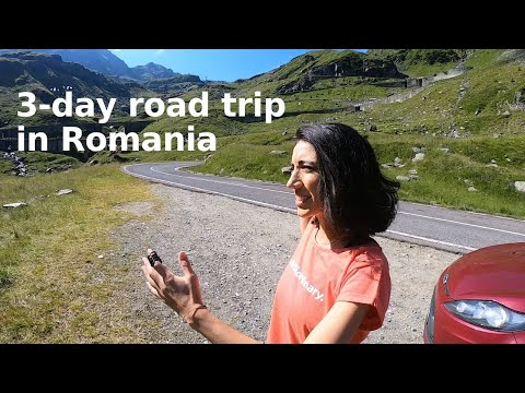 3-Day Road Trip