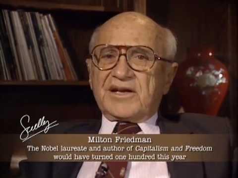 Free Markets Series E4 - Milton Friedman - Prosperity (1994 Interview)