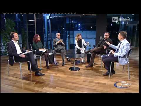 Österreichische Staatsbürgerschaft für Süd-Tiroler: Der Runde Tisch mit Sven Knoll zum Nachsehen