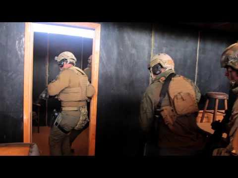 Ronin Combat Strategies : 5 Man CQB