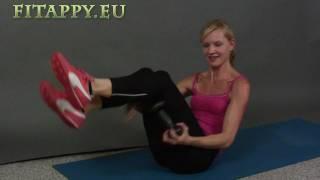 Najlepsze ćwiczenia na płaski brzuch -...