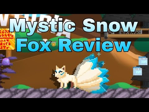 Download Growtopia Mystic Snow Fox Review December IOTM 2020