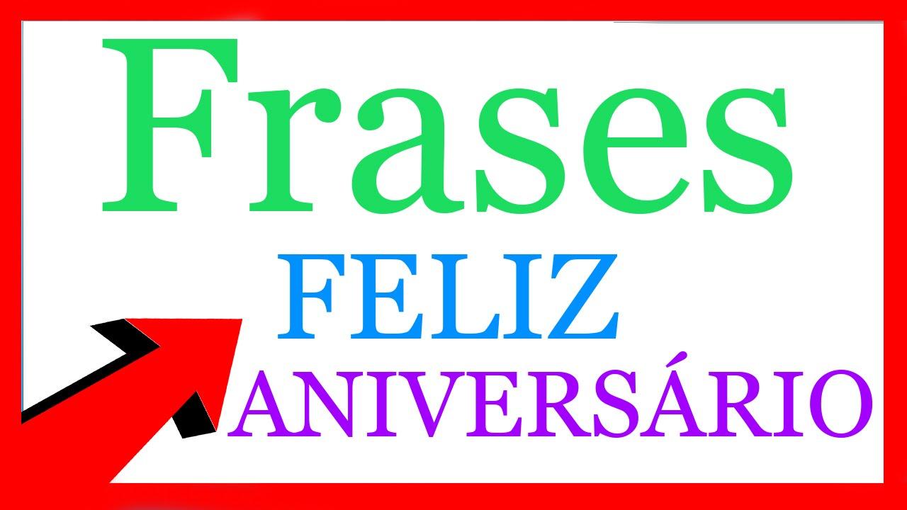Frases De Aniversario Para Amigos(a)
