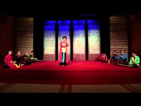 Musique du Vietnam - Hat Cheo - Opéra populaire du fleuve rouge