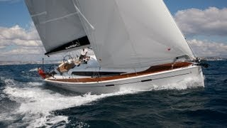 Yachting Monthly's Dehler 38 test