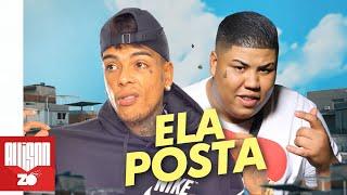 MC Kevin e MC GP - Ela Posta - Fernando de Noronha (DJ Nenê)