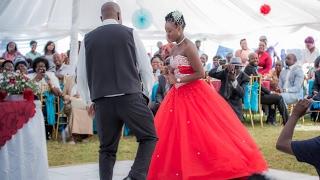 Tafadzwa & Kudzi's Wedding Dance