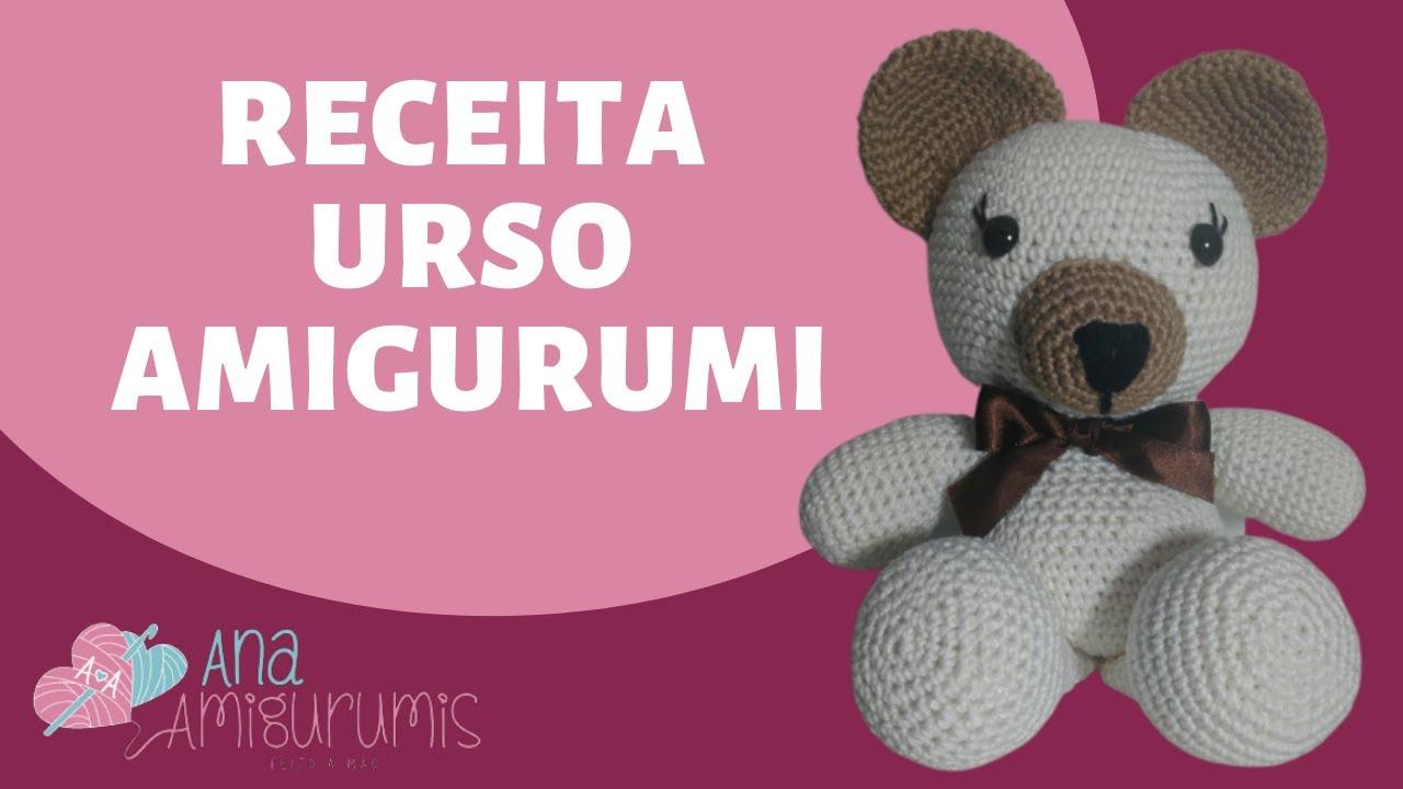 Urso aviador | Ursinho aviador, Urso de crochê, Receitas amigurumi | 720x1280
