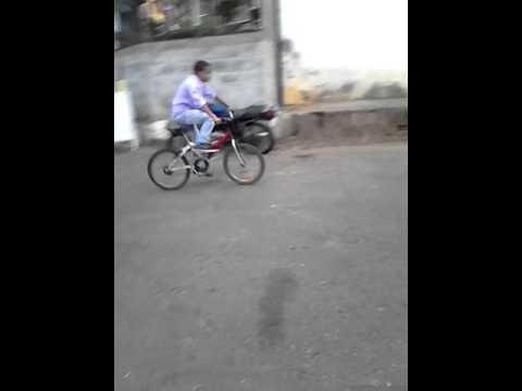 Piques en bicicletas as