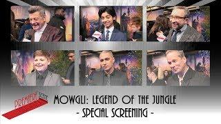 Mowgli: Legend of the Jungle - Andy Serkis, Eddie Marsan