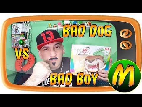 VLOG: BAD DOG vs BAD BOY