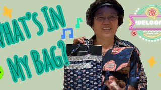 What's in my bag? (feat. 6…