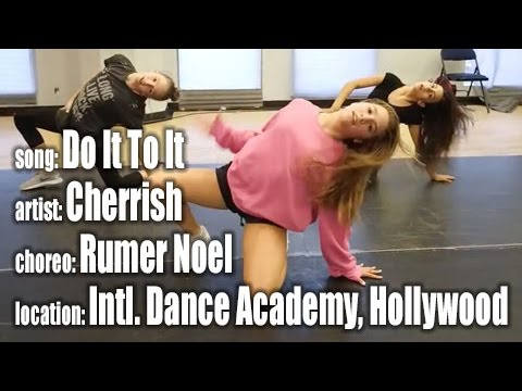 Do It To It by Cherish, choreo by Rumer Noel, at IDA ... Mackenzie Ziegler and Saryna Garcia