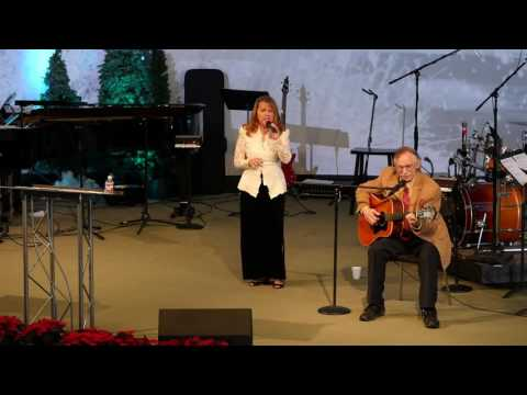 Fall Softly Snow/Silent Night - Ed and Mary Kunz