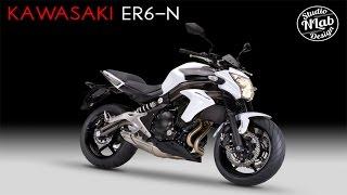 Studio NLab Design ©  - Presentation moto - Kawasaki ER6-N thumbnail