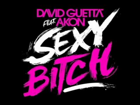 David Guetta feat. Akon - Sexy Bitch [Lyrics in Description]