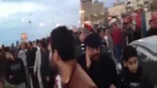دعوات الفيدراليين للإنفصال عن ليبيا في مسيرة 16/3/2012