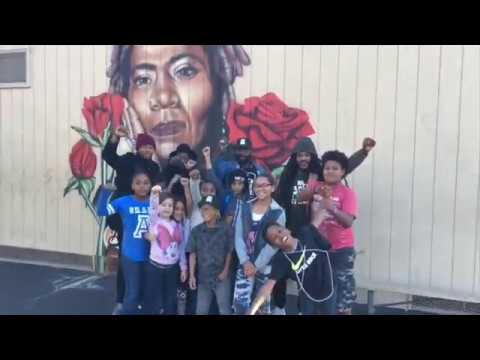 Roses in Concrete - Oakland Youth Empowerment
