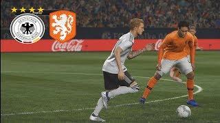 Alemanha x Holanda - PES 19 MODO LENDA!! UEFA NATIONS LEAGUE (19/11/2018)