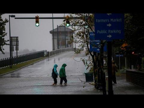 Furacão Florence nos Estados Unidos