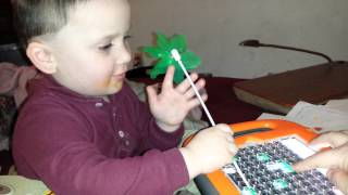 Autism obsessions  3.5 year old nonverbal autism learning AAC