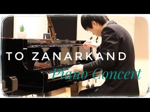 FINAL FANTASY X / To Zanarkand (YouTube Piano Concert) - Hikaru Shirosu