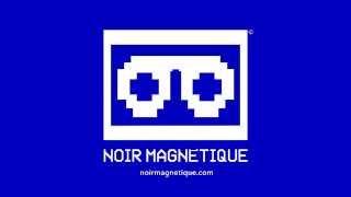 Noir Magnétique Logotype