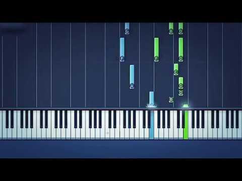 Twinkle lulla piano tutorial