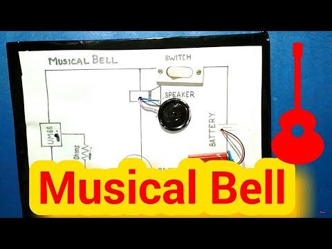 Musical Bell UM66 Science Project Door Bell