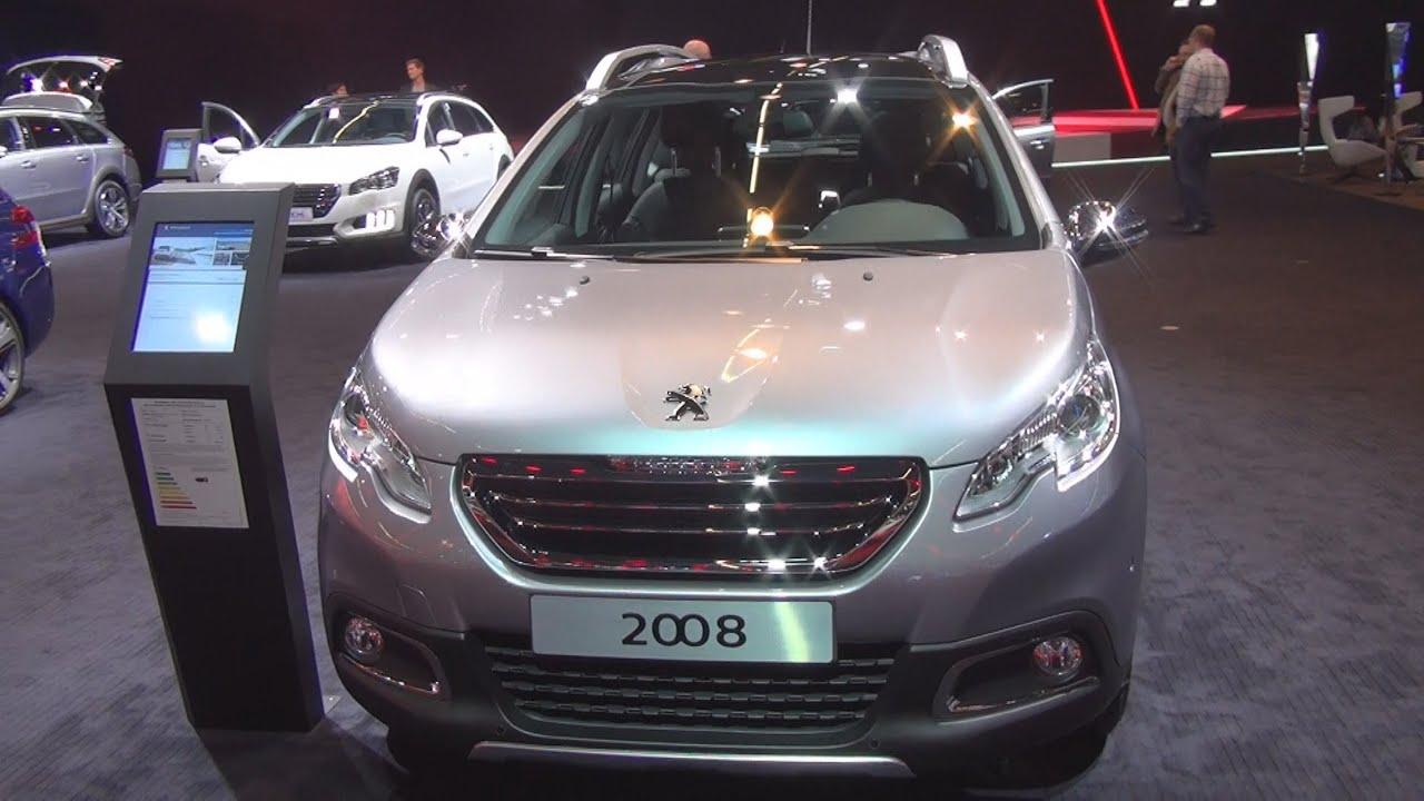 Peugeot 2008 Allure PureTech 110 EAT6 Stop&Start (2016 ...