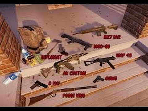 state of decay best weapon locations youtube. Black Bedroom Furniture Sets. Home Design Ideas