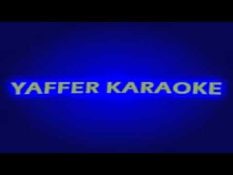 entrega de amor angeles azules karaoke)