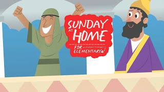 Sunday at Home for Kids | July 4, 2021