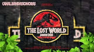 """El Mundo Perdido: Jurassic Park - Soundtrack 07 """"Rescuing Sarah"""" - HD"""