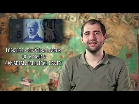 5 Canadian Dollar Bill and Space Exploration | Presentation Video