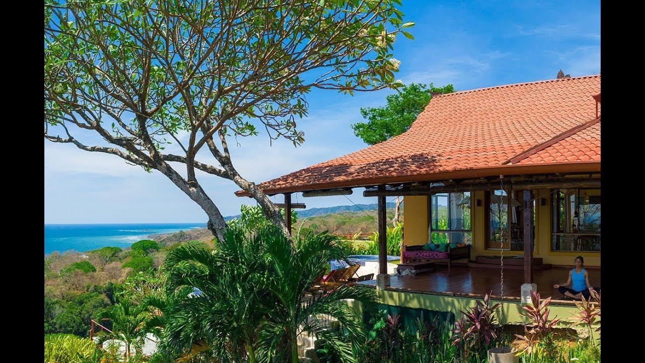 Anamaya yoga and health retreats plus teacher trainings in Costa Rica!