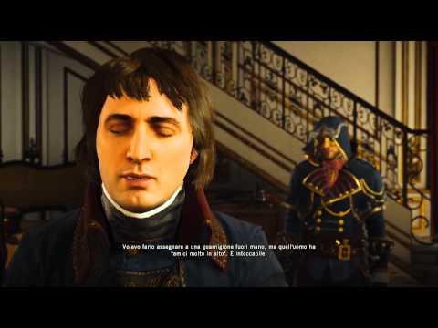 Assassin's Creed Unity Arno e Napoleone ITA