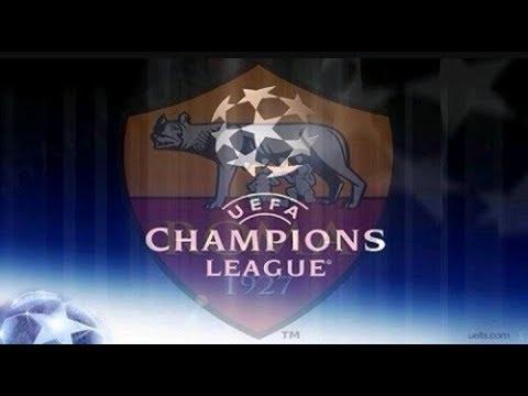 AS ROMA - Fase a gironi Champions League 2017-2018 (primi!)