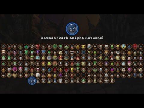 lego batman 3 character grid -#main