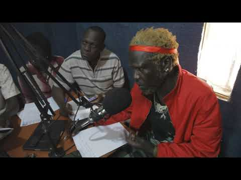 Hon. Bosmic Otim & Hon. Gilbert Olanya Age Limit Radio Talk