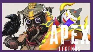 【APEX LEGENDS】ハマポを目に宿すタイプのブラハ【あっくん大魔王】