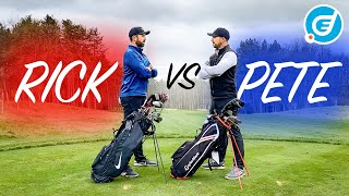 The Final Ever 9 Holes | Golfbidder Challenge 2020 | Rick Shiels vs Peter Finch