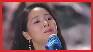 テレサ・テンが33才のとき1986(s61).2の発表曲です。大人の恋を歌っ...