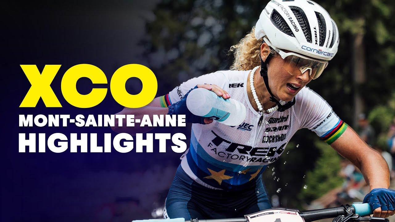 Meilleurs moments du circuit XC UCI 2018 au Canada